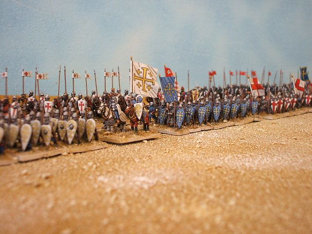 Marching to Montgisard